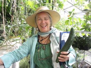 Becky Elder of Pikes Peak Permaculture