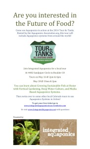 Tour De Tanks Flier 2014