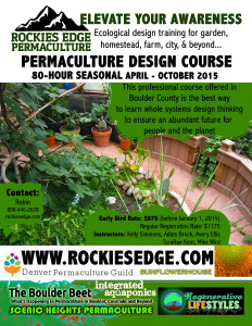Rockies Edge PDC Flyer
